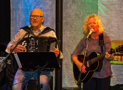 Lotta Rossövik & Lennart Andersson